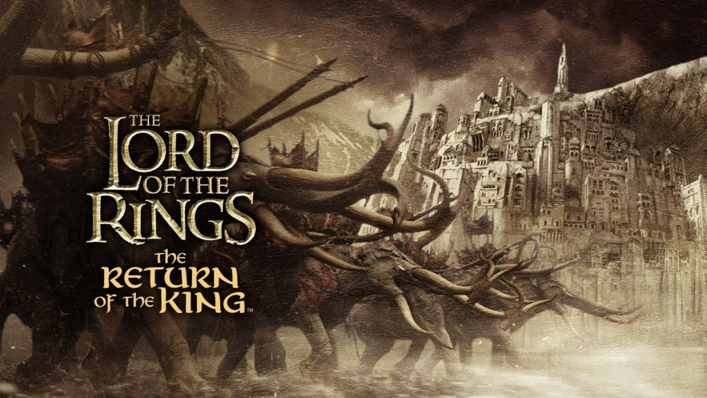 The Lord of the Return of the King